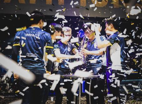 Novi rekord - četvrti put uzastopno Team Liquid osvaja LCS ligu !
