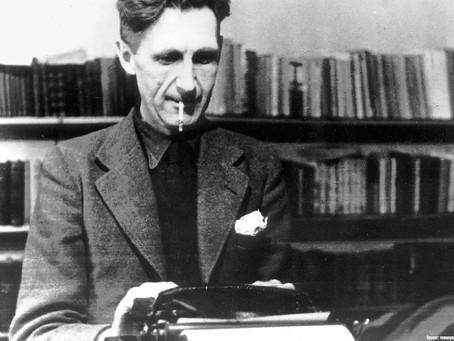 George Orwell - Granice umjetnosti i propagande!