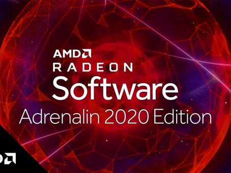 AMD Adrenalin 2020 je spreman za download, evo što vam donosi