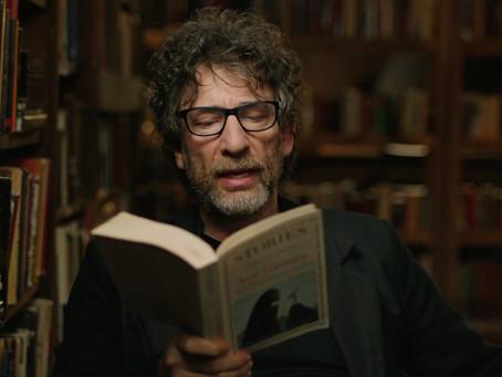 Neil Gaiman: Važnost čitanja, maštanja i biblioteka u stvaranju bolje budućnosti!