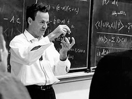 Richard Feynman: Pola genij, pola šaljivdžija