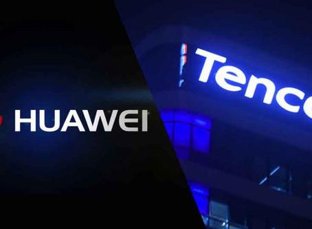 Tencent i Huawei udružuju snage na razvoju cloud gaminga!