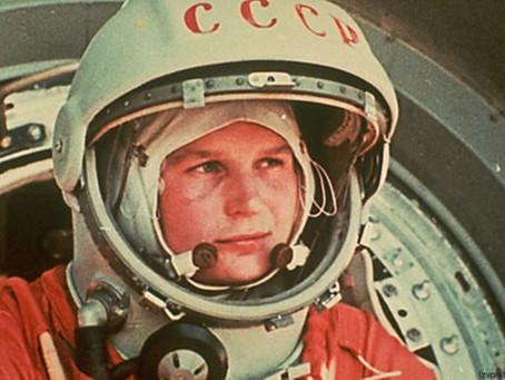 Valentina Tereshkova - Prva žena u svemiru!