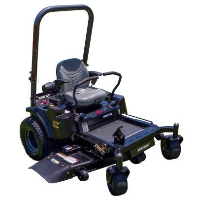 HDZ Series ZT Mower
