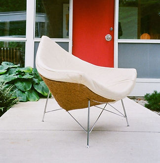 pinatex coconut chair