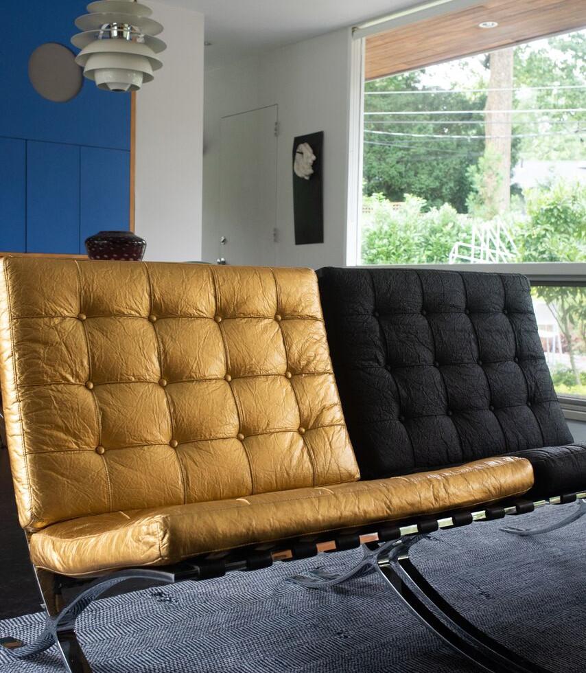 pinatex barcelona chairs 3