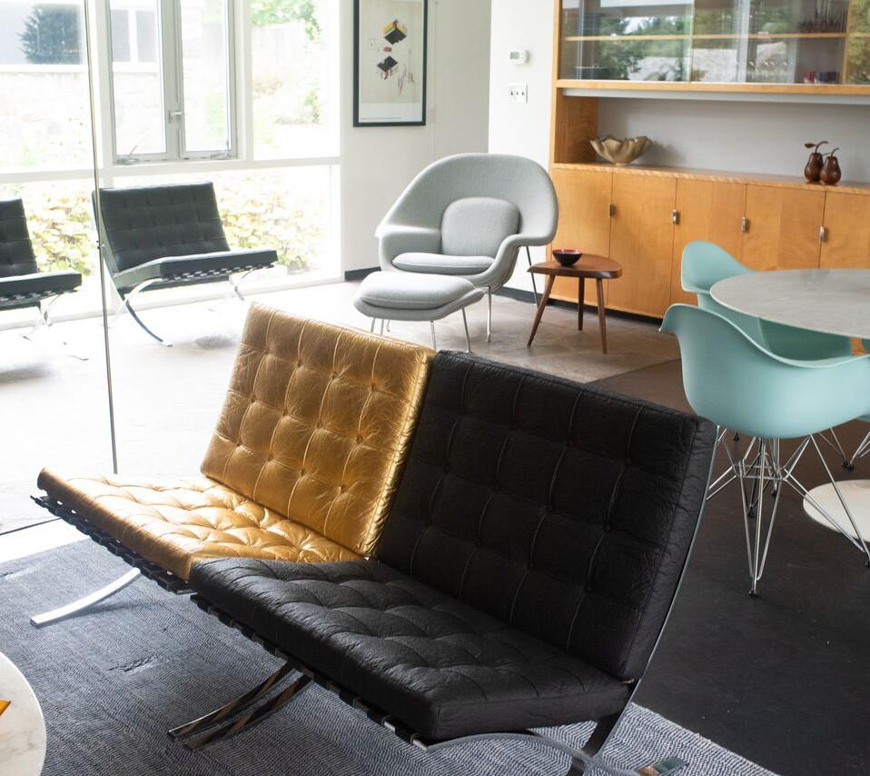 pinatex barcelona chairs 2
