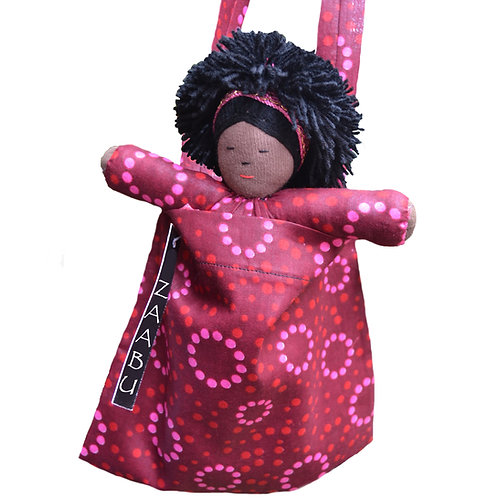 Doll with Baby and Bag