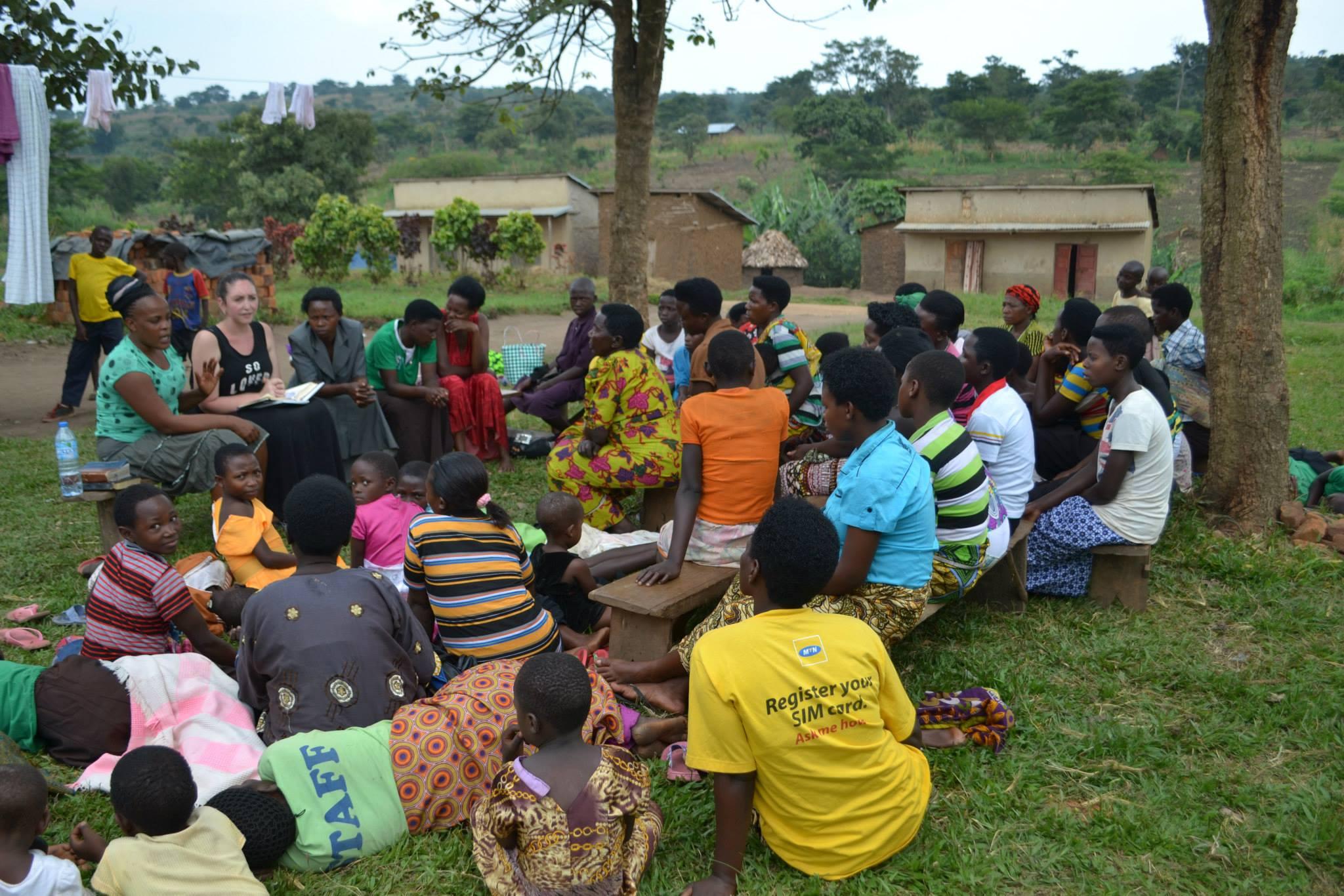 Nyairongo Christian Outreach