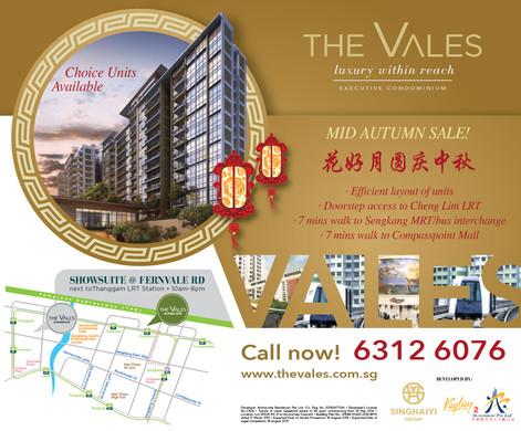 Vales' Mid Autumn Campaign