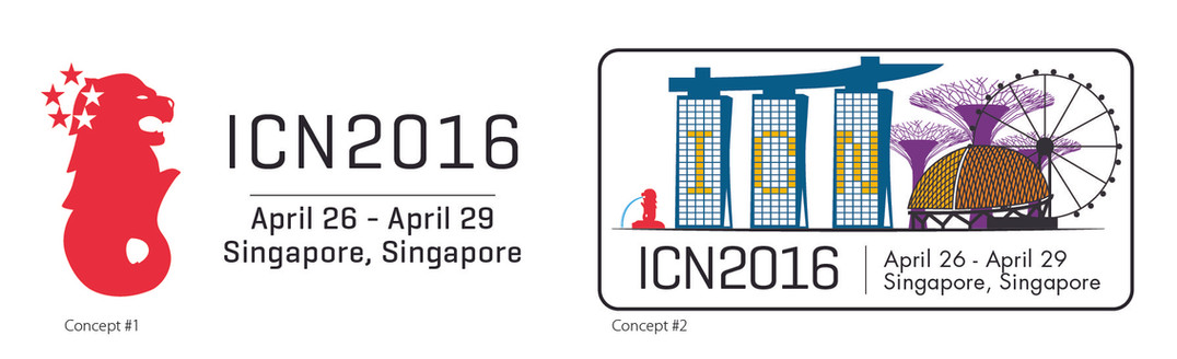 ICN 2016 Event Logo