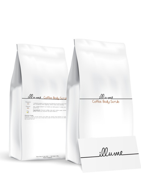 Illume Identity and Packaging Design