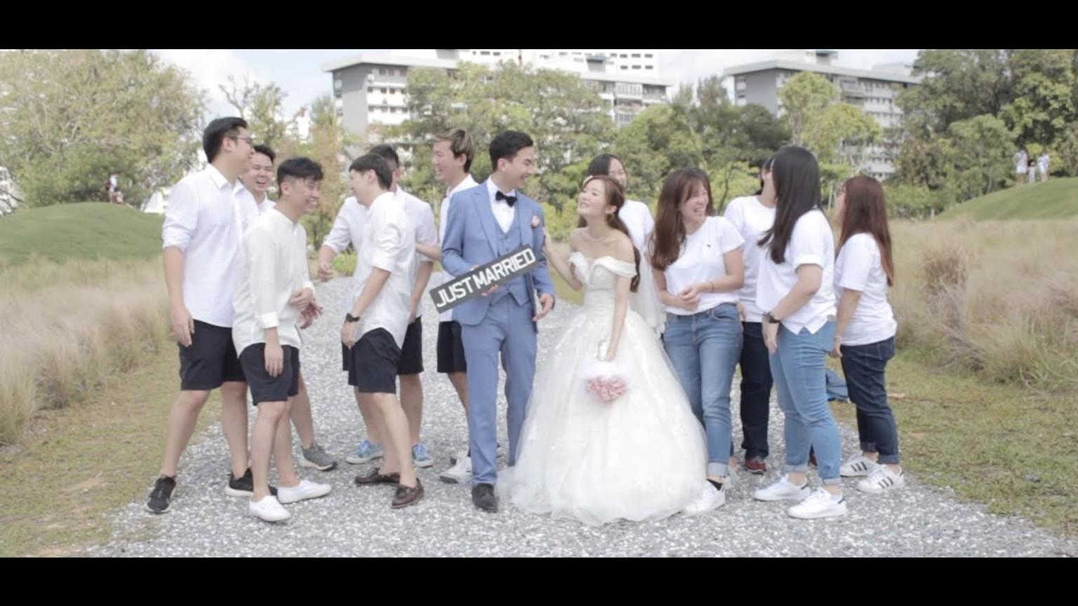 Joel Poh x Shi Ling Wedding Video