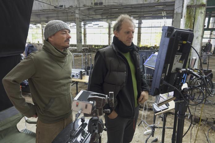 Director Patrick Boivin and DP Sebastien