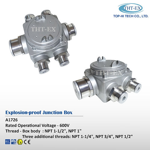 Explosion-proof Junction Box A1726