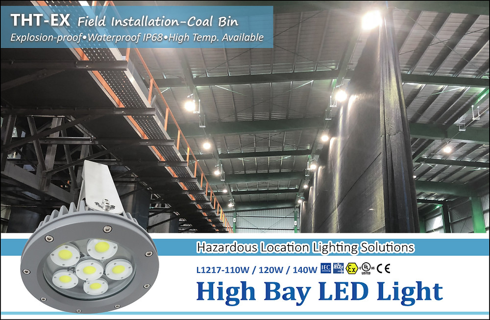 High Bay LED Light for Hazardous Location