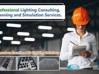 THT-EX provides you Professional Lighting Consulting, Planning and Simulation services!