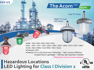 New Product - Hazardous Location LED Light Model L1905
