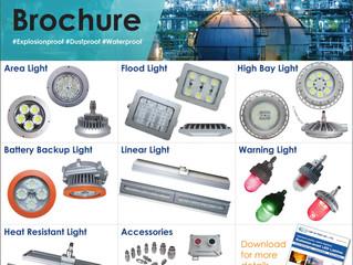 2021 Hazardous Location LED Lighting Brochure!