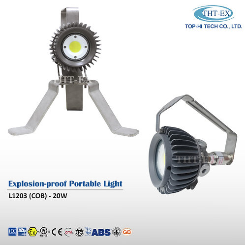 Explosion-proof LED Portable Light L1203 (COB)