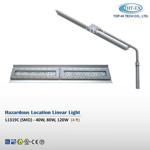 防爆LED線形燈 L1319C (SMD) 4呎