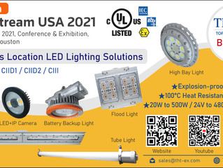 Downstream USA 2021 is coming soon~ Welcome to Visit THT-EX Booth (No. 900)!