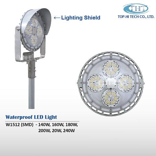 Waterproof LED Light L1512 (Circle SMD)