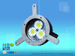 THT-EX New Product launch ~ LED Tank Spot Lighting