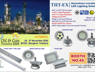 OIL & GAS THAILAND 2020 - THT Booth No.46