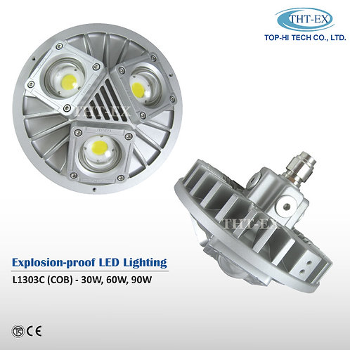 Explosion-proof LED Light L1303C (COB)