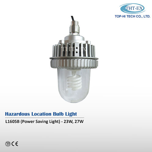 Hazardous Location Bulb Light L1605B (Power Saving Light)