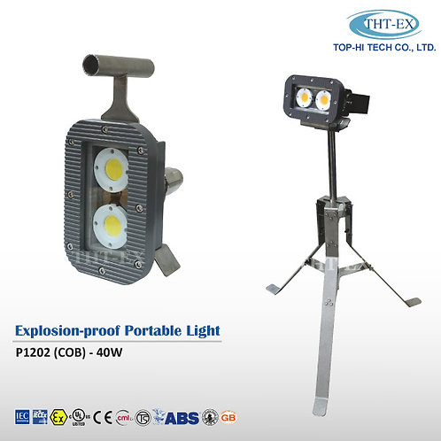 Explosion-proof LED Portable Light P1202 (COB)