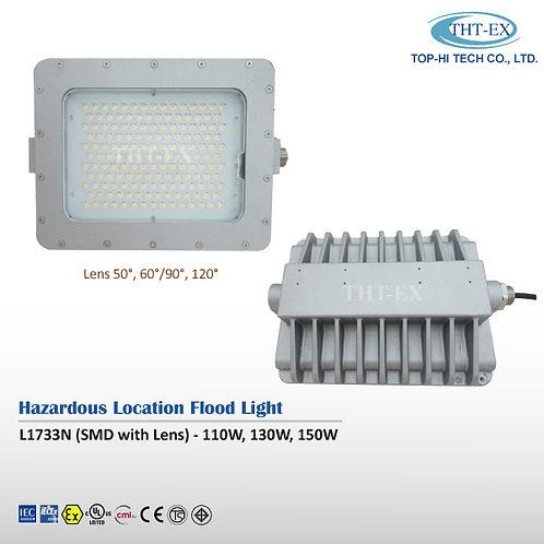 防爆LED投光燈 L1733N (SMD with Lens)