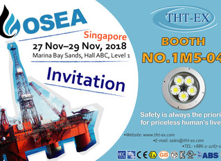 Please visit us at OSEA 2018, Nov 27 - Nov 29, Marina Bay Sands, Singapore_THT-EX