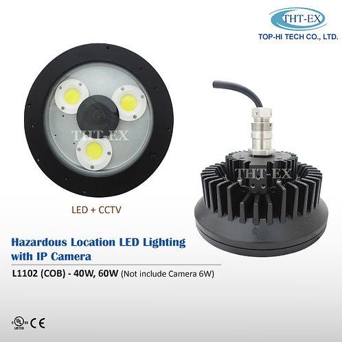 防爆監視照明 L1102 (LED+CCTV)