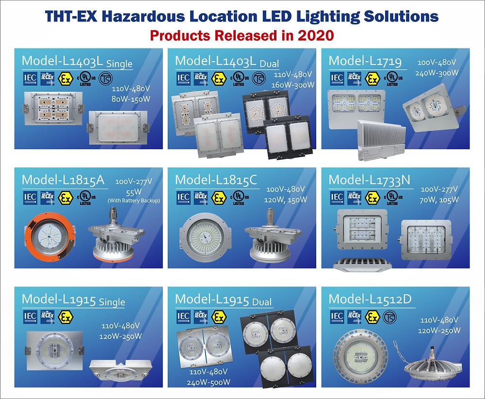 2020 Product Review_Hazardous Location LED Light