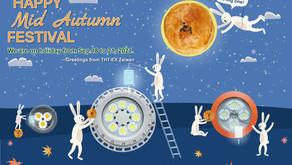 Happy Moon Festival & Happy Holiday!