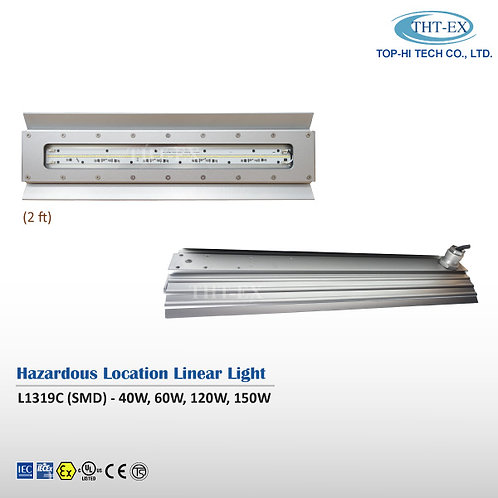 防爆LED條形燈 L1319C (SMD) 2呎