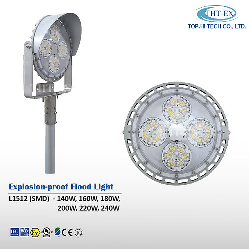 Explosion-proof Flood Light L1512 (Circle SMD)