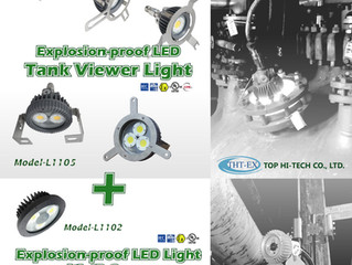 Let THT-EX Explosion-proof LED Tank Viewer Light Monitor Your Factory Safely!