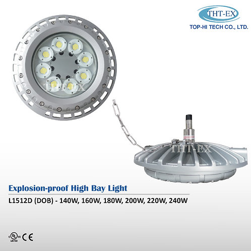 Explosion-proof High Bay Light L1512D (DOB)