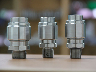 EXP Cable Gland (Short-Type) certified by CNS
