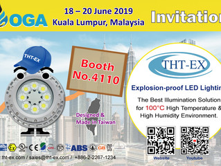 Please visit us at OGA 2019, Malaysia next Tuesday (06/18)!