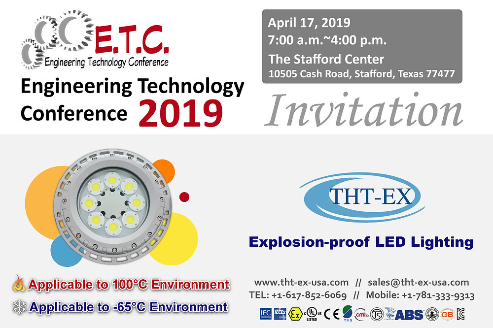 Engineering Technology Conference 2019