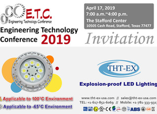 Please visit us at Engineering Technology Conference 2019.