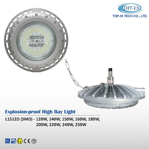 Explosion-proof High Bay Light L1512D (SMD)