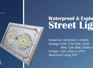 Explosion proof / Waterproof & Street Lights