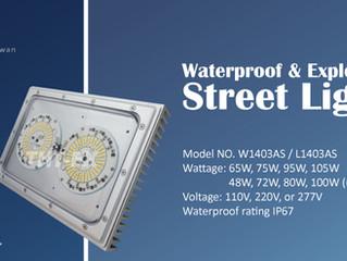 Explosion proof / Waterproof & Street Lights