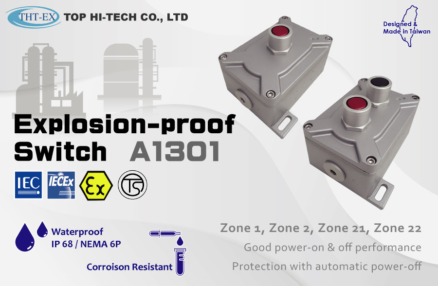 Explosion Proof Switch_A1301