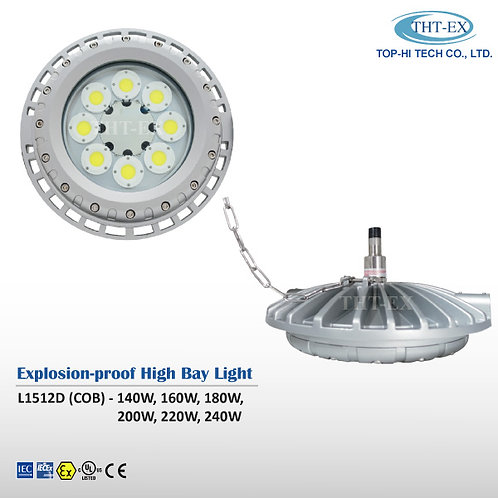 Explosion-proof High Bay Light L1512D (COB)